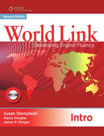 World Link  2nd Edition<br>*** Back Edition ***