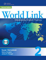 World Link 2/e 2 Student Book with Student CD-ROM