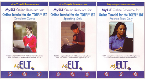 Online Tutorial for the TOEFL® iBT