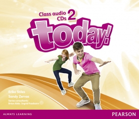 Today! 2 Class Audio CDs