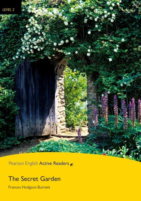 Pearson English Active Readers Level 2 The Secret Garden with MP3