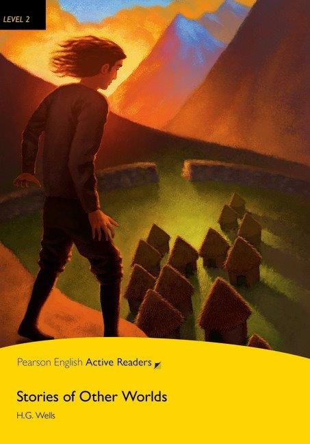 Pearson English Active Readers Level 2 Stories of Other Worlds with MP3