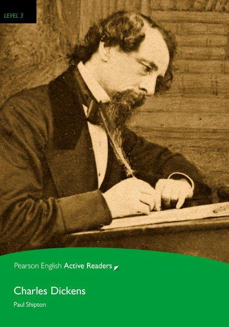 Pearson English Active Readers Level 3 Charles Dickens with MP3