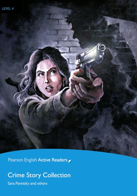 Pearson English Active Readers Level 4 Crime Story Collection