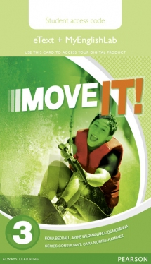 Move It! 3 eText & MyLab Access