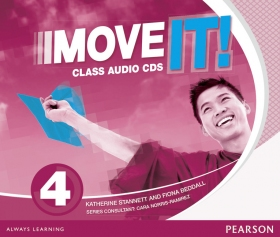Move It! 4 Class CDs