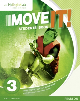 Move It! 3 Student Book with MyLab Access
