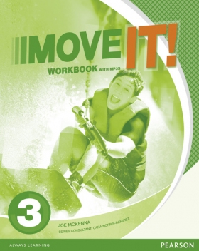Move It! 3 Workbook with MP3 Audio CD
