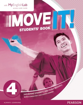 Move It! 4 Student Book with MyLab Access