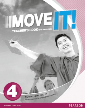 Move It! 4 Teacher\'s Book with Multi-ROM