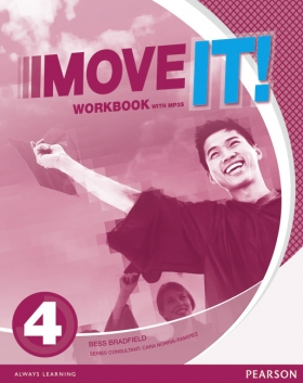 Move It! 4 Workbook with MP3 Audio CD