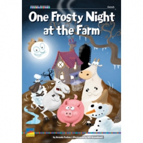 One Frosty Night at the Farm Big Book