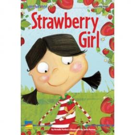 Strawberry Girl Big Book