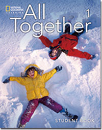 All Together 1 Student Book with Audio CDs (2)