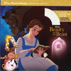 Disney Read-Along Storybook & CD: Beauty and the Beast 美女と野獣(CD付き絵本)