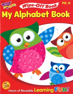 Wipe-Off Books: My Alphabet Book **New Edition**