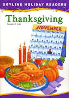 Skyline Holiday Readers Thanksgiving Reader with CD
