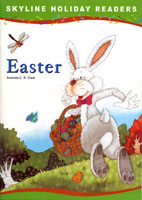 Skyline Holiday Readers Easter Reader with CD