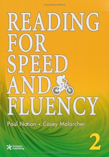Reading for Speed and Fluency Student\'s Book 2