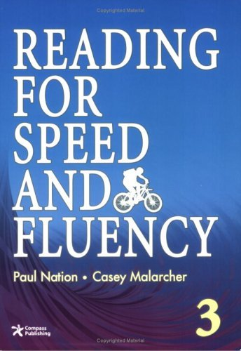 Reading for Speed and Fluency  Student's Book 3