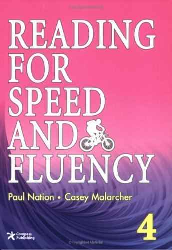 Reading for Speed and Fluency  Student's Book 4