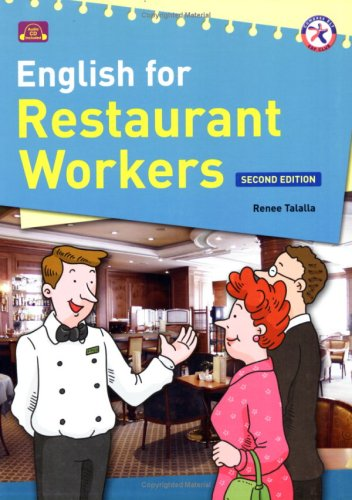 Everyday English for Restaurant Workers Student's Book with Audio CD