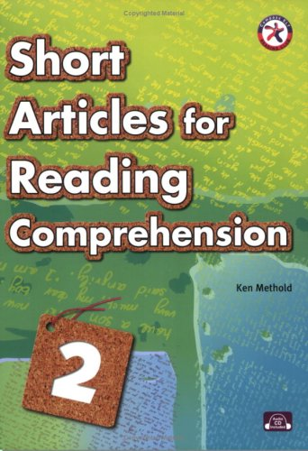 Short Articles for Reading Comprehension Student's Book 2 with Audio CD