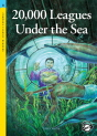 Compass Classic Readers (Level 3): 20,000 Leagues Under the Sea Student's Book with MP3 Audio CD