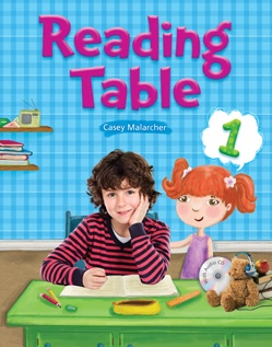 Reading Table 1 Student Book with Audio CD