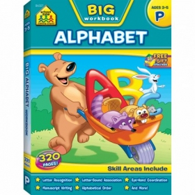 Big Alphabet P-K Workbook (06327/06RPI16)