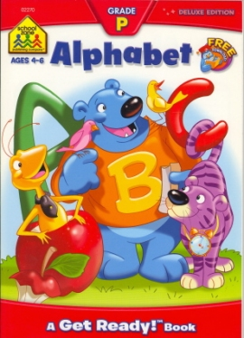 Get Ready! Alphabet Deluxe Edition (02270)(02DPI14)(Ages 4-6)