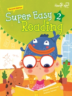 Super Easy Reading 2nd Edition 2 Student\'s Book with Hybrid CD(MP3)