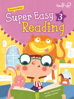 Super Easy Reading 2nd Edition 3 Student\'s Book with Hybrid CD(MP3)
