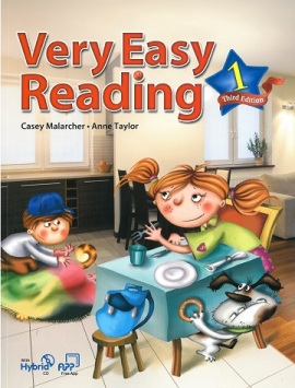 Very Easy Reading 3rd Edition 1 Student's Book with Hybrid CD(MP3)