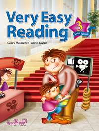 Very Easy Reading 3rd Edition 3 Student's Book with Hybrid CD(MP3)