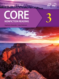 Core Nonfiction Reading Student Book 3