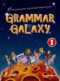 Grammar Galaxy 1 Student Book with Workbook & Student Digital Materials CD (CD-ROM)