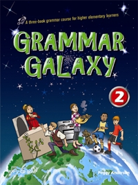 Grammar Galaxy 2 Student Book with Workbook & Student Digital Materials CD (CD-ROM)