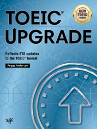 TOEIC Upgrade Student Book with Audio CD (MP3)