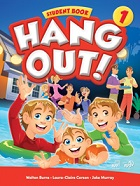 Hang Out! 1 Student Book with MP3 CD