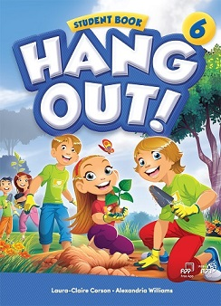 Hang Out! 6 Student Book with MP3 CD