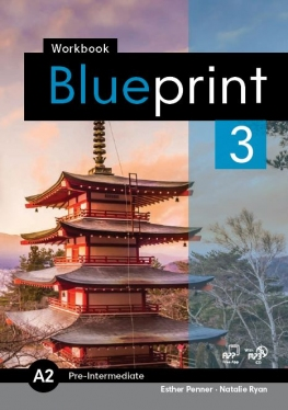 Blueprint 3 Workbook with MP3 CD