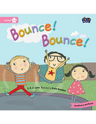 Tip Top Readers 2-5. Bounce! Bounce!