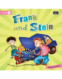 Tip Top Readers 2-10. Frank and Stein