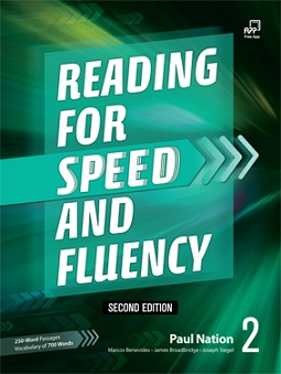 Reading for Speed and Fluency 2nd Edition 2 Student Book
