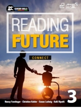 Reading Future Connect 3 Student Book with Workbook and Student Digital Materials CD