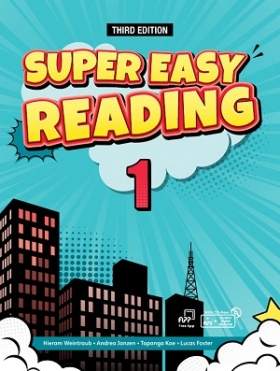 Super Easy Reading 3rd Edition 1 Student Book with Student Digital Materials