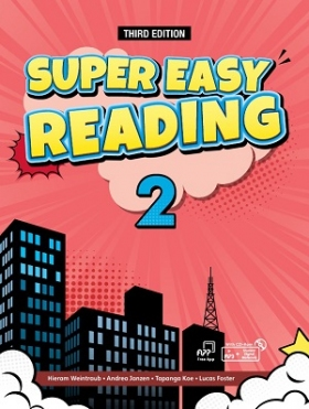 Super Easy Reading 3rd Edition 2 Student Book with Student Digital Materials