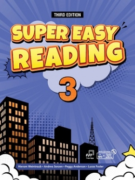 Super Easy Reading 3rd Edition 3 Student Book with Student Digital Materials