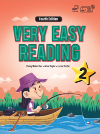 Very Easy Reading 4th Edition 2 Student Book with Student Digital Materials